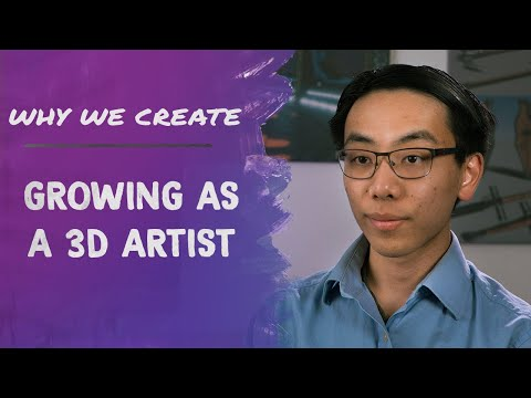 Tam Nguyen: Blending Artistic and Technical Skills for Animation | Why We Create