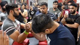 EPIC !! Arm Wrestling Competition !!