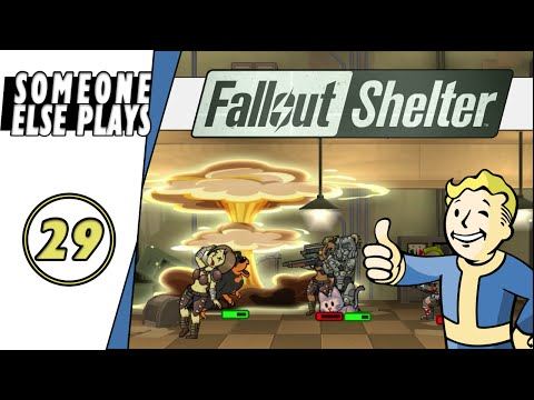 Fallout Shelter - Ep. 29 - In hot pursuit! | (Let's play/PC gameplay)