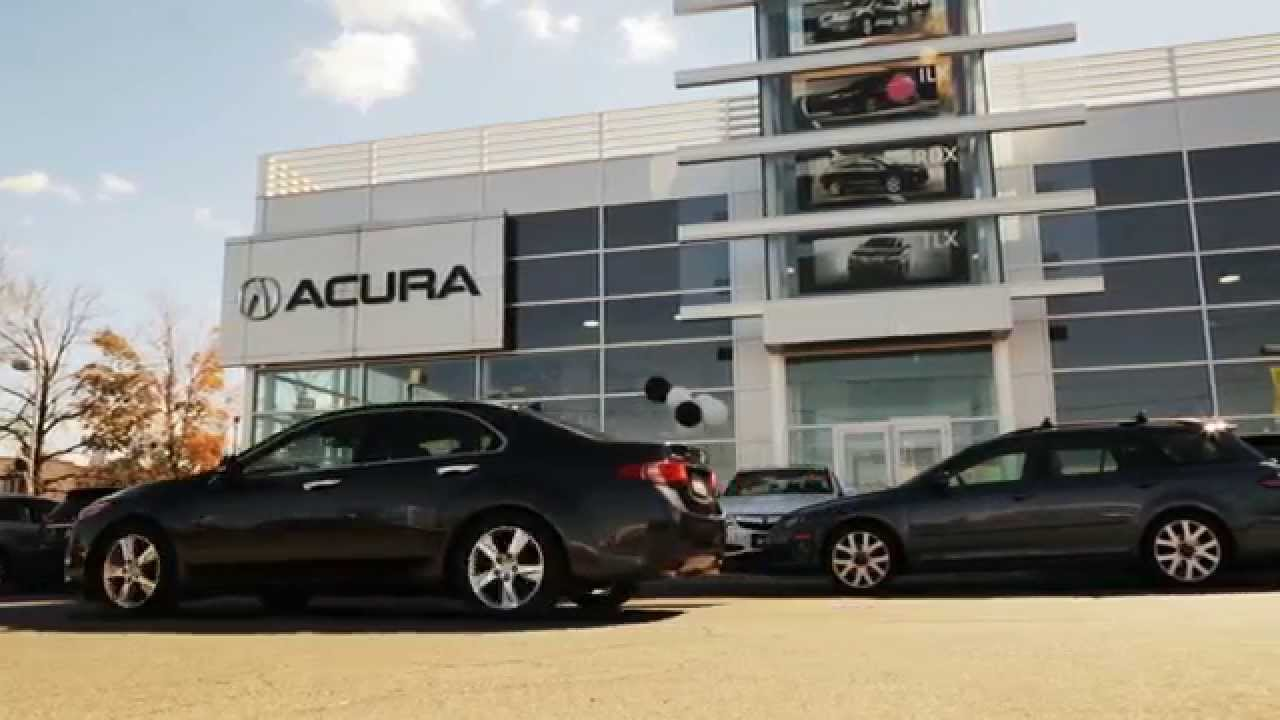 performance acura st catharines your home town acura dealer youtube