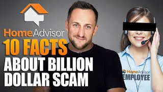 Home Advisor Review: 10 shocking facts about Billion Dollar Fraud