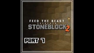Minecraft: StoneBlock 2   Mob Room Upgrades!