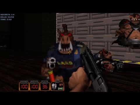 Duke Nukem 3D: 20th Anniversary World Tour: Movie Set |