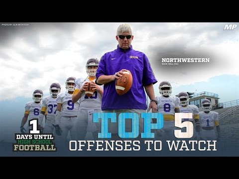 Top 5 Offenses to Watch in High School Football