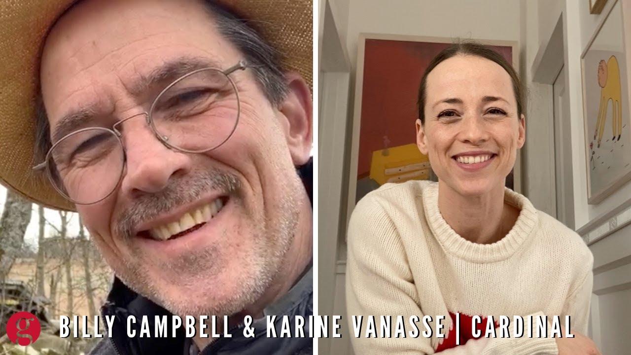 Download Billy Campbell & Karine Vanasse | Cardinal Season 4
