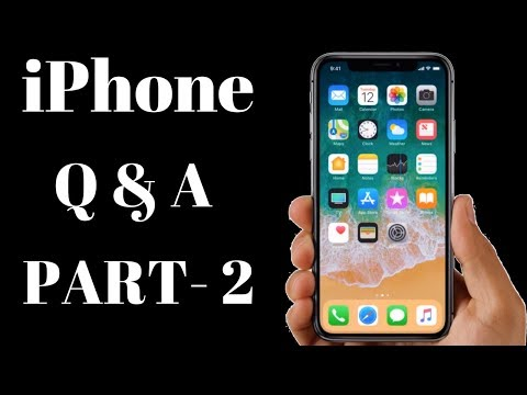 iPhone Q&A Part- 2  150mb Download limit, Free Music Download on ios