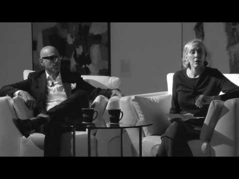 HELEN PASHGIAN AND PETER BLAKE CONVERSATION