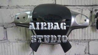 AIRBAG STUDIO восстановление торпед, подушек безопасности, салона после ДТП(Примеры наших работ., 2016-01-23T00:58:52.000Z)