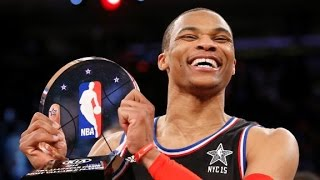 Russell Westbrook will win 2016-17 NBA MVP with the OKC Thunder!!!