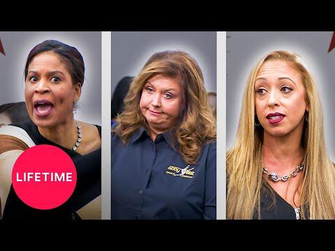 Dance Moms: The Moms HATE Abby's Nationals Solo Picks (Season 7 Flashback) | Lifetime