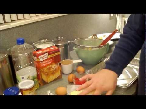 Duncan hines classic yellow cake mix directions