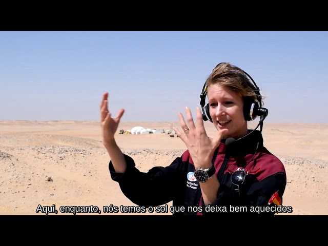 PT Kids2Mars   Austria - What is the climate like on Mars?