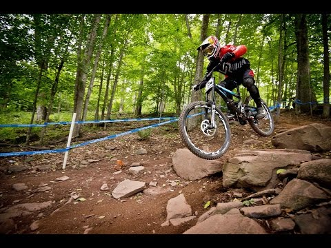 Downhill MTB action from Windham - UCI Mountain Bike World ...