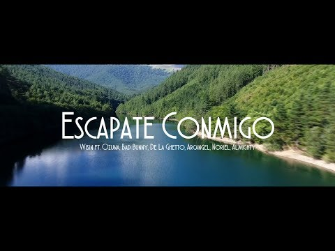 Escapate Conmigo REMIX - Wisin ft Ozuna, Bad Bunny, De La Ghetto, Arcángel, Noriel, Almighty