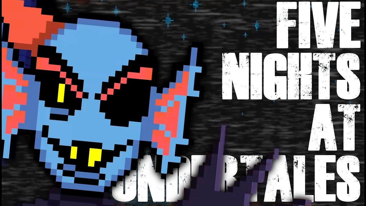 Five Nights At Undertales Youtube