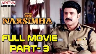IPS Narasimha Hindi Movie Part 3/12 - Balakrishna,Asin
