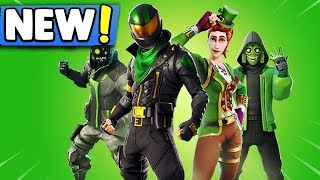 How To Get The *NEW* LUCKY RIDER Skin In Fortnite! (Male St Patricks Day Skin) [RELEASE DATE]