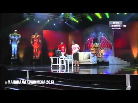 Maharaja Lawak Mega 2013 - Minggu 5 - Persembahan Wala
