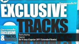 Capstar - Do It Easy (Capstar 2011 Extended Remix)