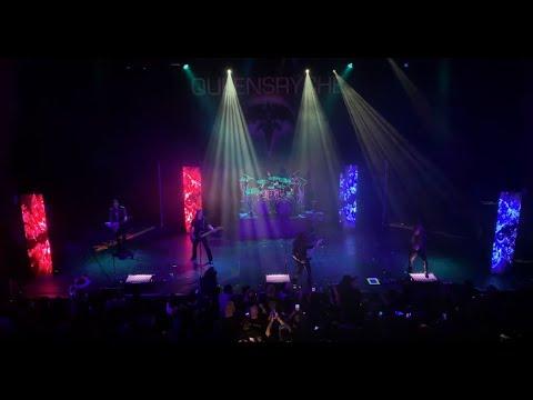 Queensryche -  Blood of the Levant + I am I (Aztec, San Antonio, TX  03/22/2019) 4K