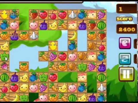 เกมส์จับคู่ผักผลไม้ - เกมส์y3 เเนะนำ