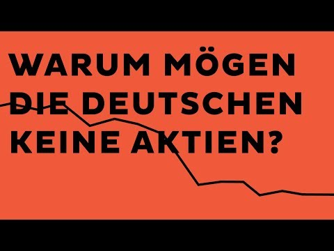 Warum mögen die Deutschen keine Aktien?