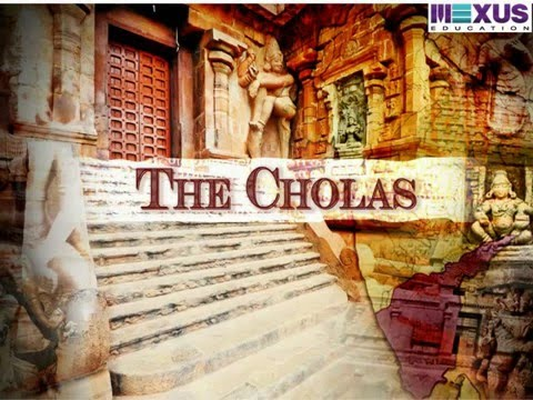 The Cholas - (Social Science) - Iken School - (English audio)