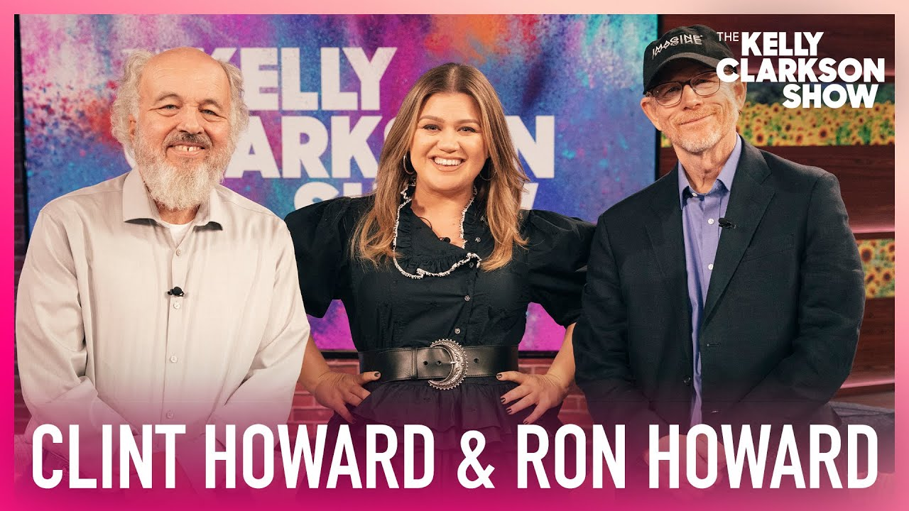 Kelly Reacts To Ron Howard & Clint Howard's Best Halloween Costumes