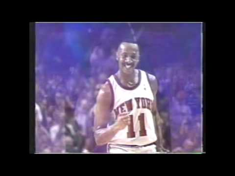 Knicks Commercial on MSG 1994 - 1995 Season