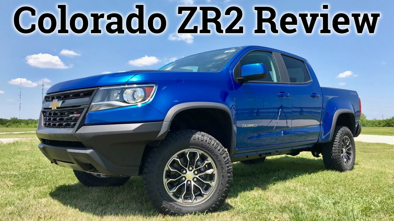2018 chevrolet colorado zr2 diesel review and drive youtube. Black Bedroom Furniture Sets. Home Design Ideas