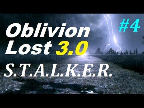 СТАЛКЕР Oblivion Lost 3.0 #4 БОЛОТНЫЙ ДЕГТЯРЁВ и ТЕЛЕПАТ ДЯТЛОВ