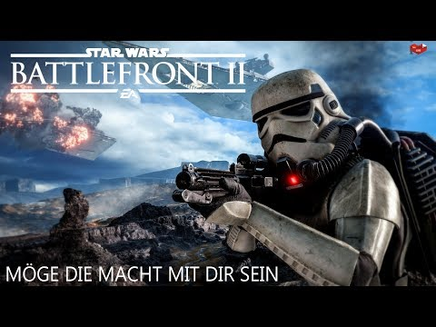 star wars battlefront 2 i beta live i m ge die macht mit dir sein deutsch hd youtube. Black Bedroom Furniture Sets. Home Design Ideas