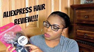 Aliexpress Hair Review    VRBest Hair    Brazilian Body Wave Intial Review! Y&Z TV