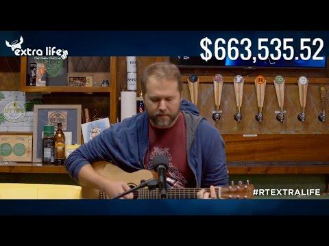 Matt Hullum Sings Hallelujah - RT Extra Life 2016