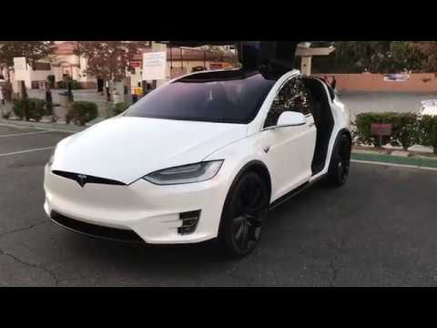 Fresh Window Tint x Tesla Model X : Windshield Window Tint
