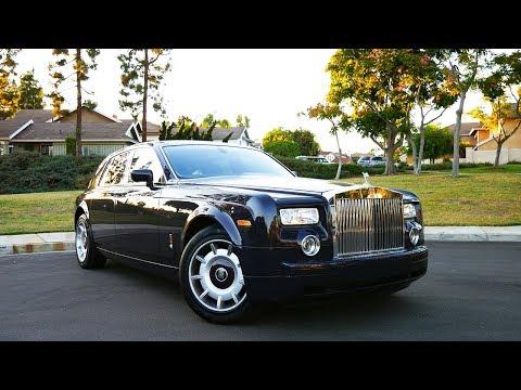 2004 Rolls Royce Phantom - One Take