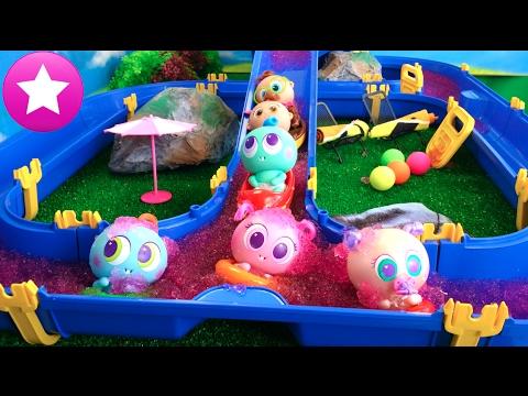 Juguetes Distroller Parque Acuático de Atracciones Ksi meritos Churro y Atole Bebés