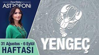 YENGEÇ burcu haftalık yorumu 31 Ağustos-6 Eylül 2015