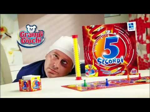 Roy Toys 5 Secondi Gioco Grandi Giochi Youtube