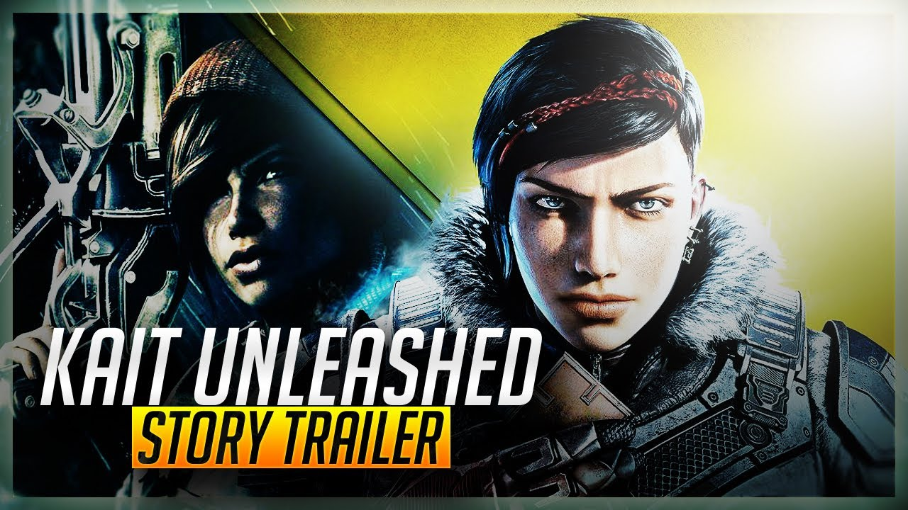 Download Gears 5 Story Trailer - Kait Unleashed