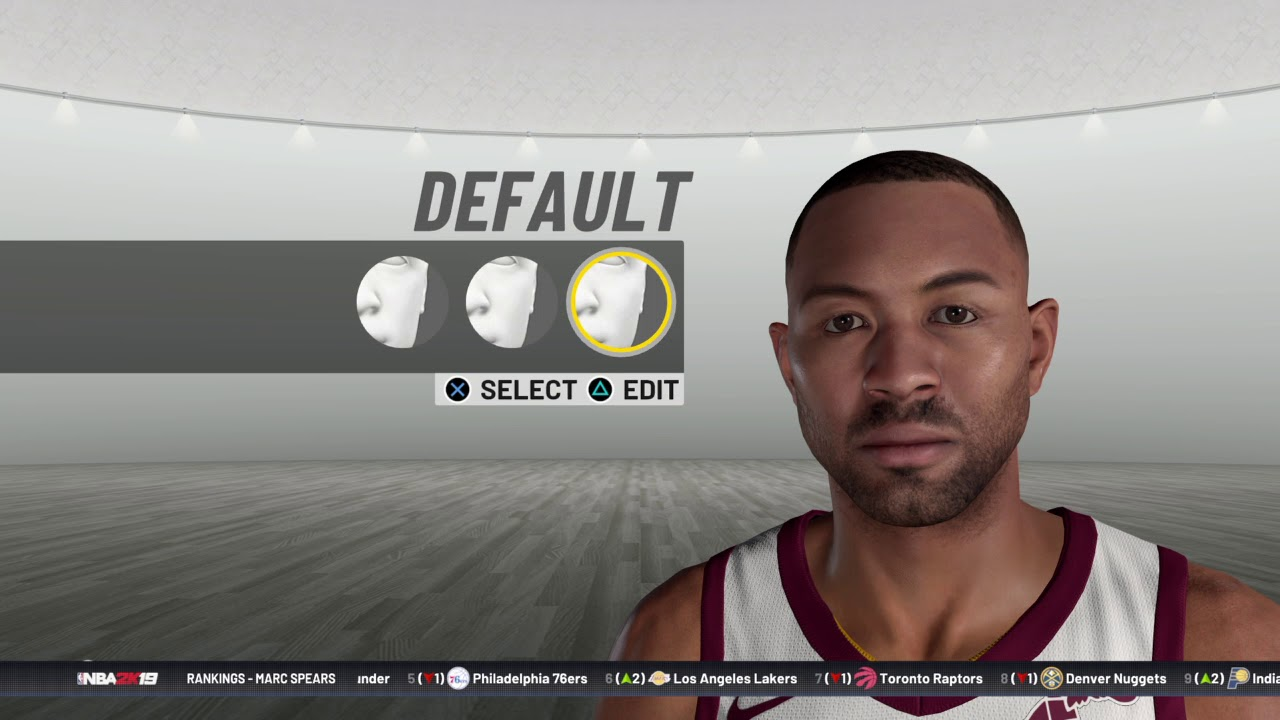 Nba 2k19 How To Create Mo Williams By Mrgriptight Youtube