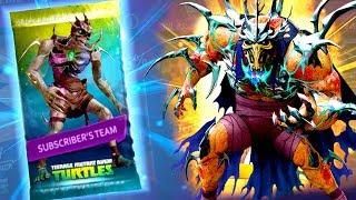 Teenage Mutant Ninja Turtles: Legends - SUBSCRIBERS VS BOSSES, Part 4 #TMNT 2012