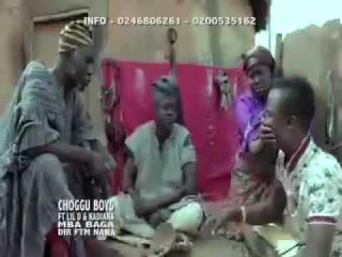 Choggu Boyz ft Kadiana - Mba Bagga (NEW 2016)