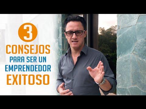 3 Consejos de Juan Diego Gómez para ser un emprendedor exitoso