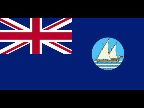 The Anthem of the British Crown Colony of Aden