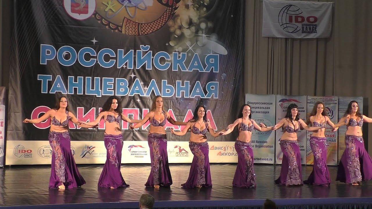 Рейтинг России. Oriental классика. ОК. Взрослые-2, формейшен, финал