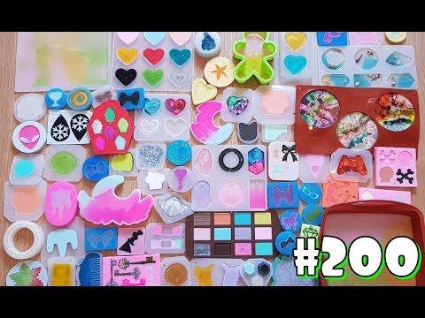 SPECIALE 200! Scopriamo Le TANTE Creazioni In RESINA #200
