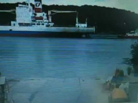 Shipping at River Fal