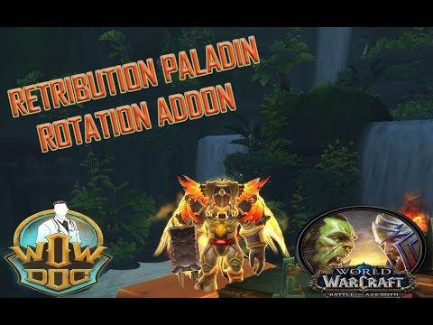 Retribution Paladin