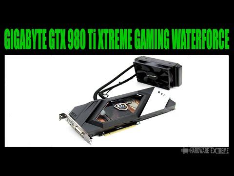 Gigabyte GTX 980 Ti Xtreme Gaming Waterforce - Full HD e 4K (Desempenho em Jogos)